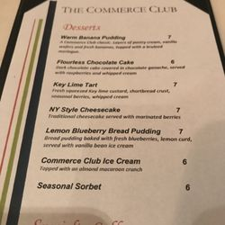 The Commerce Club 26 Photos Amp 24 Reviews Venues