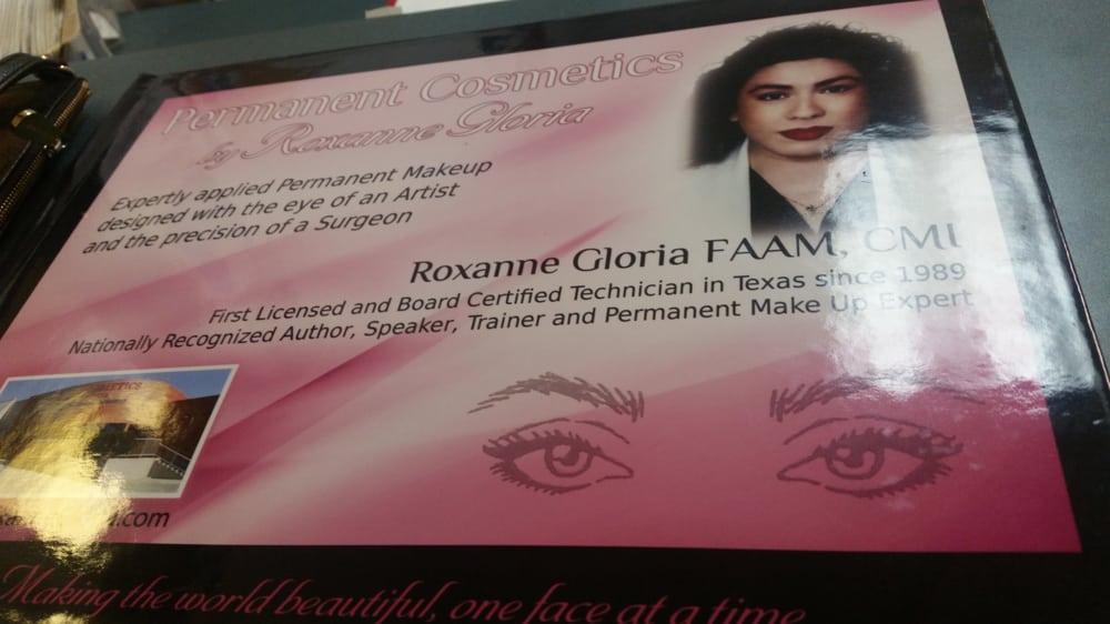 Permanent Cosmetics by Roxanne: 4885 Fredericksburg Rd, San Antonio, TX