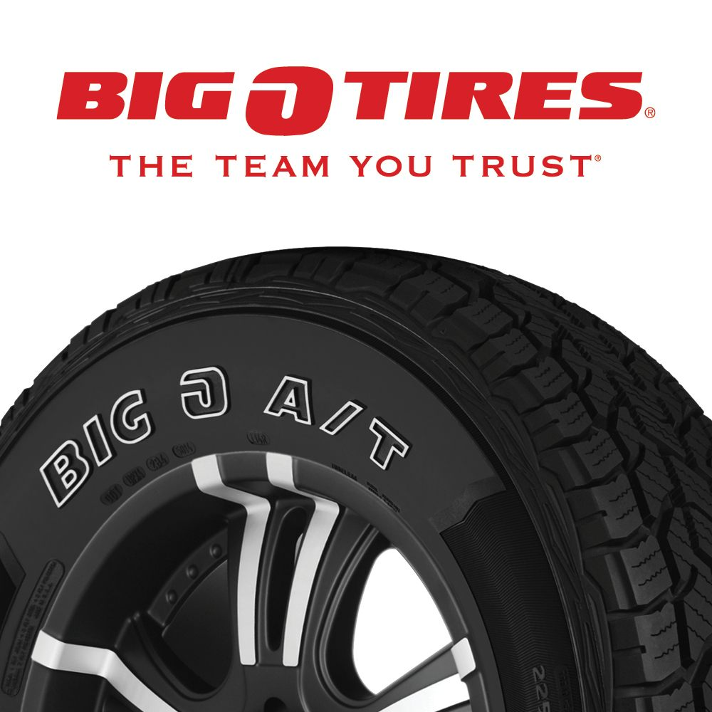 Big O Tires: 390 S Main, Brigham City, UT