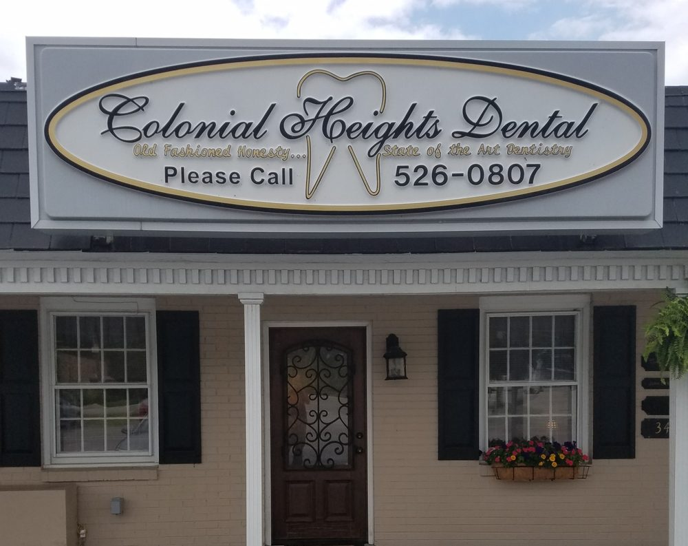 Colonial Heights Dental: 3401 Blvd, Colonial Heights, VA