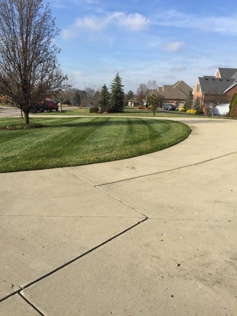 Swisher Landscaping: 3753 North Berkley, Cincinnati, OH