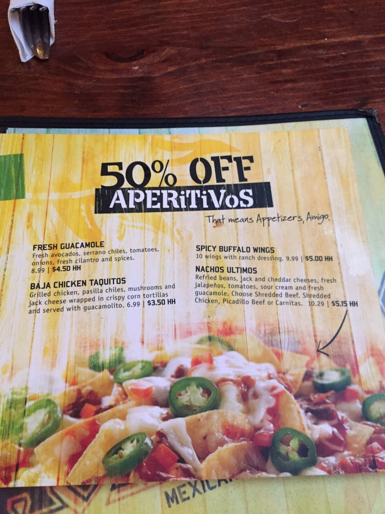 Acapulco mexican restaurant and cantina coupons