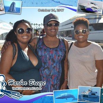 Harbor Breeze Cruises - 100 Aquarium Way, Long Beach, CA