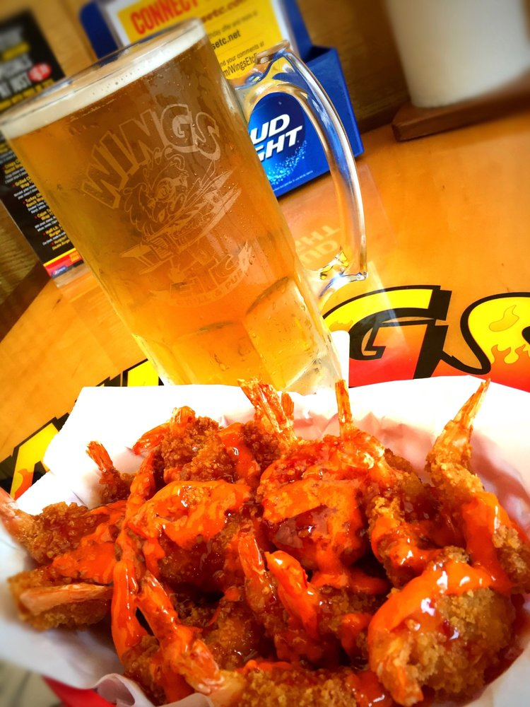 Wings Etc: 496 W Plaza Dr, Columbia City, IN