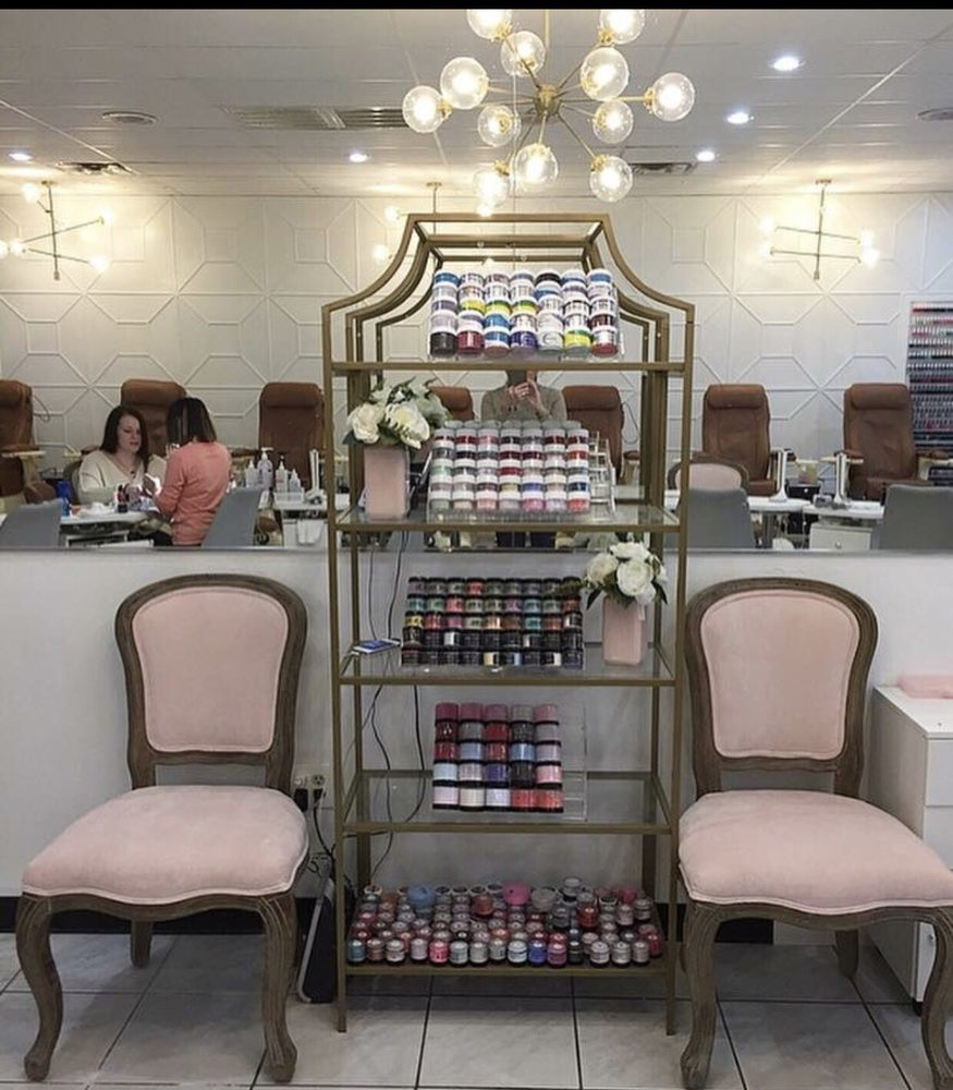 Fancy Nails - Nail Salons - 2914 N College Ave, Fayetteville, AR ...