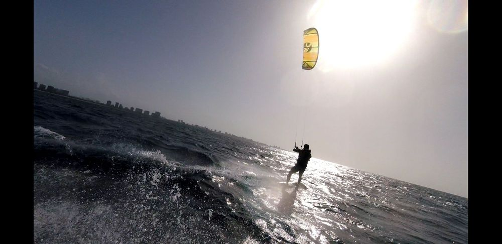 15 Knots Kiteboarding School: Carolina, PR