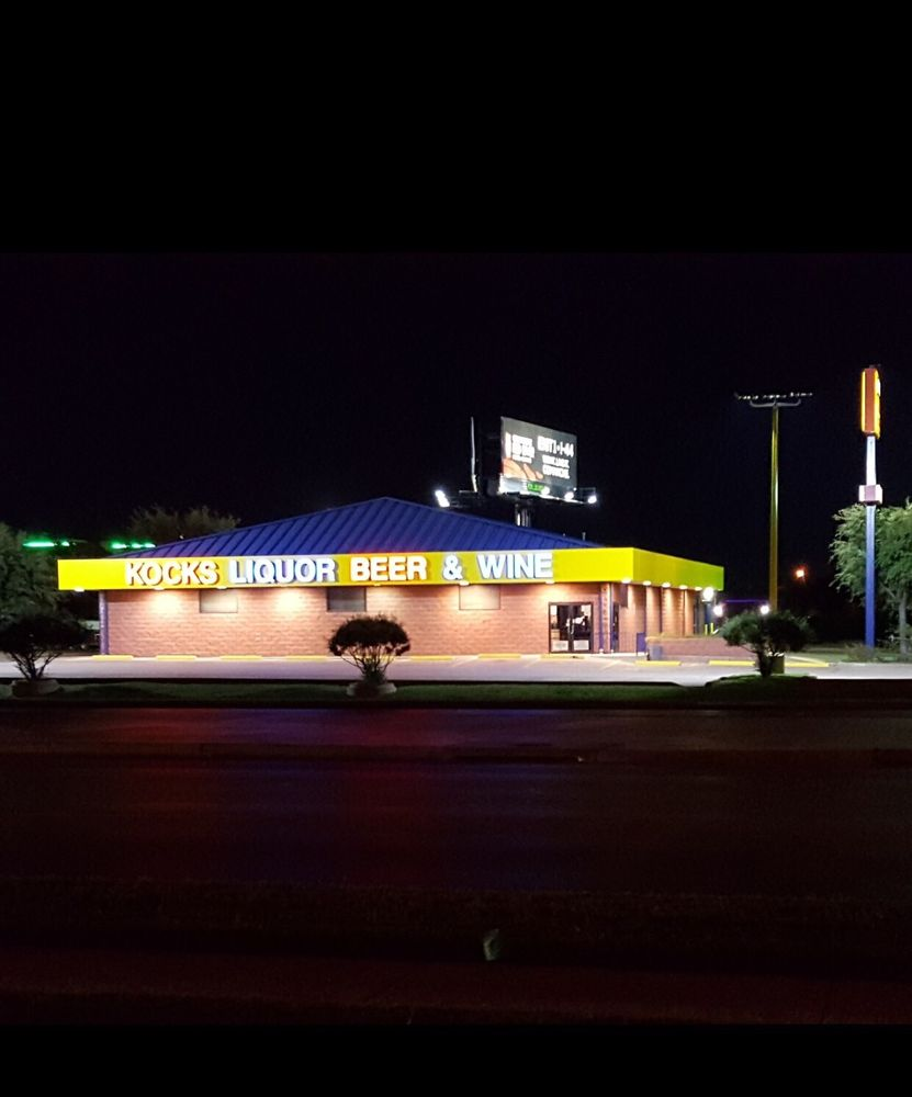 Kocks Liquor Beer & Wine: 4505 Kemp Blvd, Wichita Falls, TX