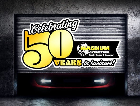 Magnum Automotive: 302 S 2nd Ave E, Newton, IA