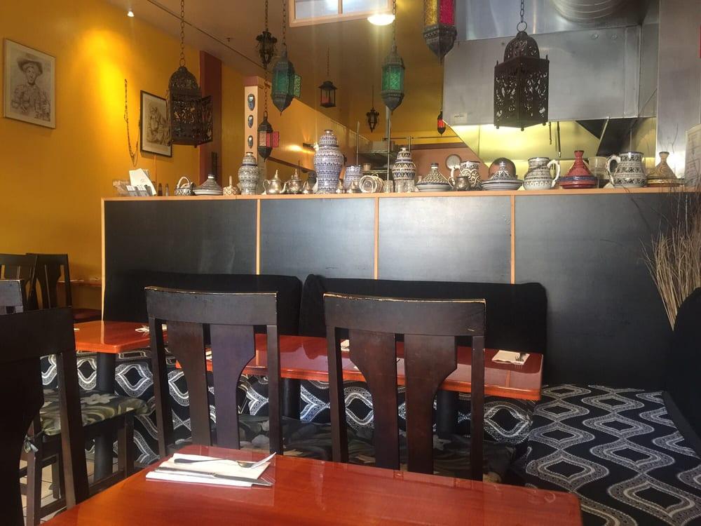 Nicely decorator interior yelp for Aicha moroccan cuisine san francisco