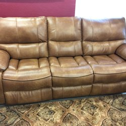 Photo Of Griffinu0027s Furniture Outlet   Clearlake, CA, United States. LEATHER  Power Reclining