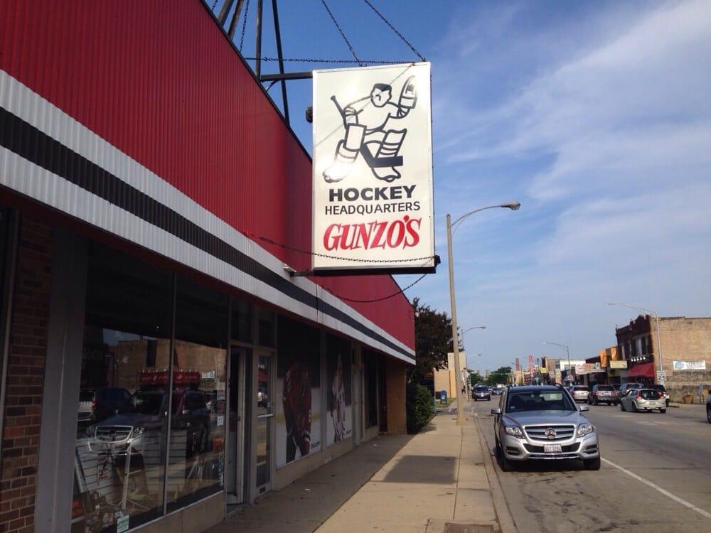 Gunzo's Sports Center: 7706 Madison St, River Forest, IL