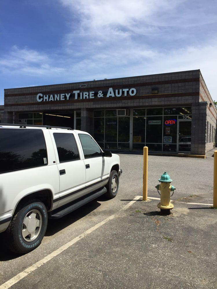 Chaney Tire & Auto Service: 40 Hudson St, Annapolis, MD