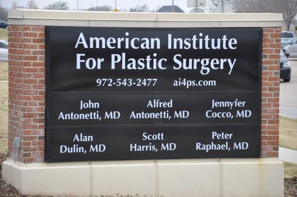 American Institute For Plastic Surgery 6020 West Plano Parkway Plano