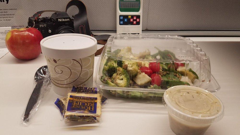 Greenroom Salads: 500 Griswold, Detroit, MI
