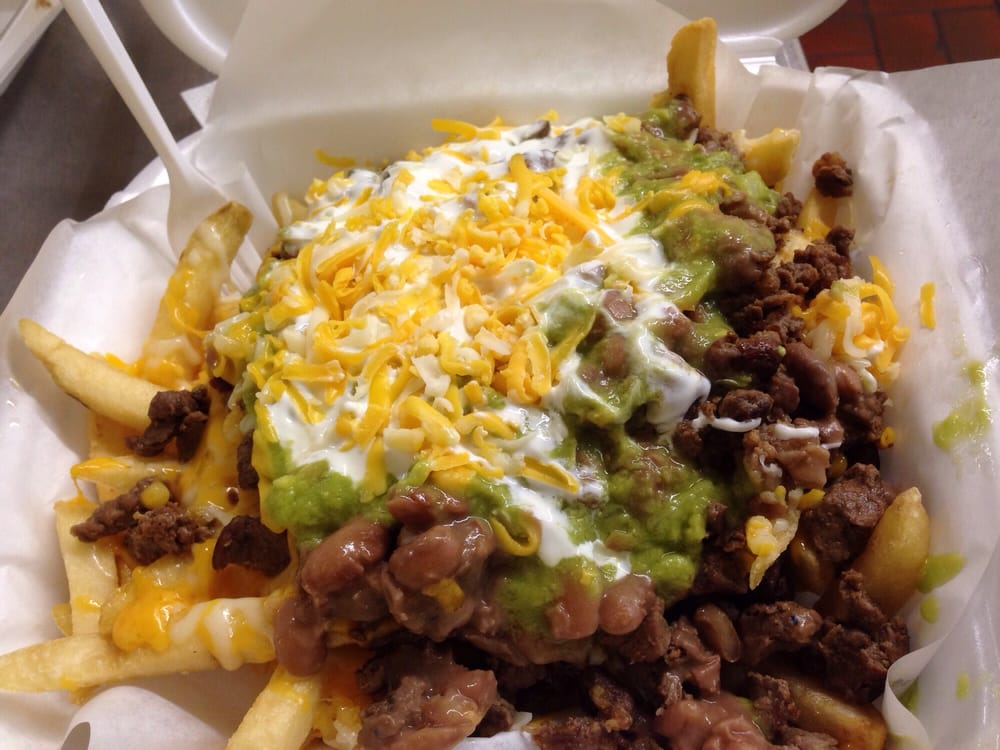 ... Alberto's Mexican Food - Covina, CA, United States. Carne Asada fries