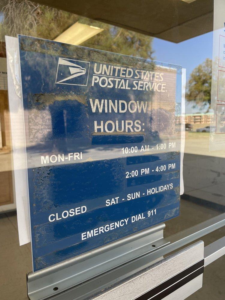 US Post Office: 826 Hancock Cir, Lemoore, CA