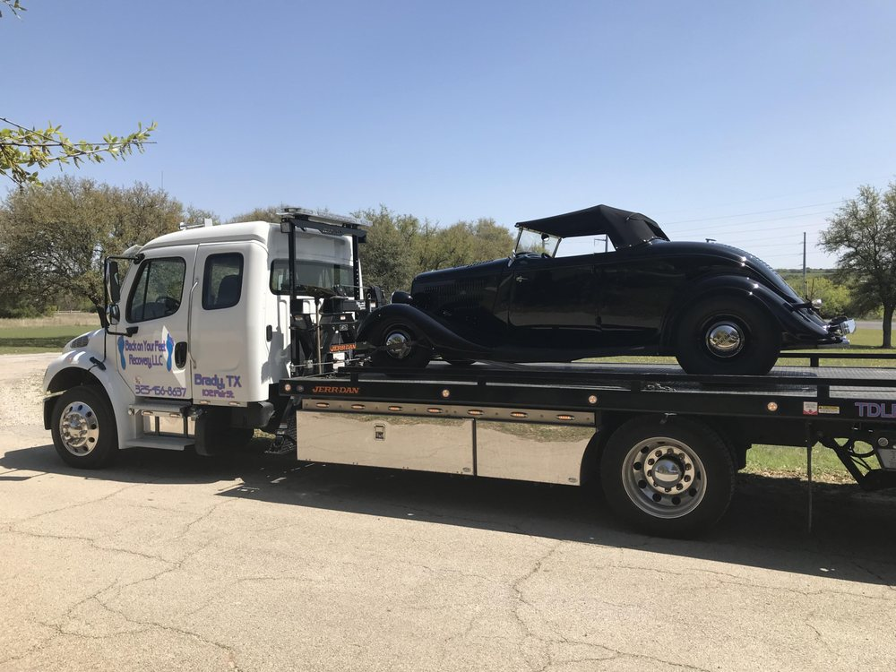 Towing business in Brownwood, TX