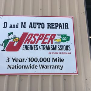 D And A Auto >> D And M Auto Repair New 10 Reviews Auto Repair 208a