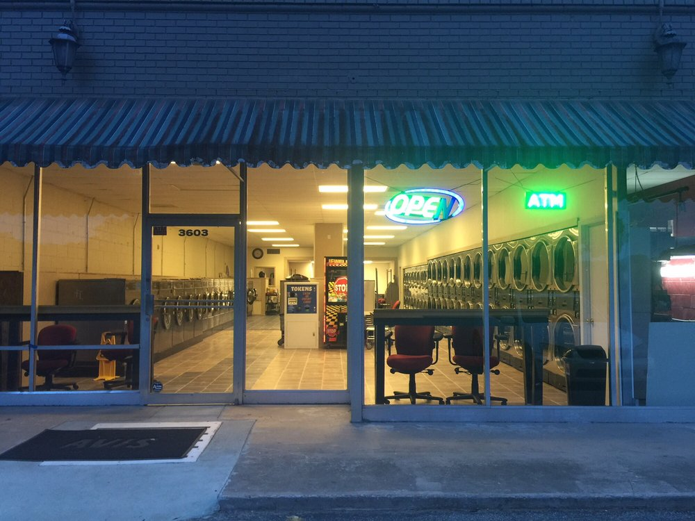 A-1 Coin Laundry: 4301 Veterans Pkwy, Columbus, GA