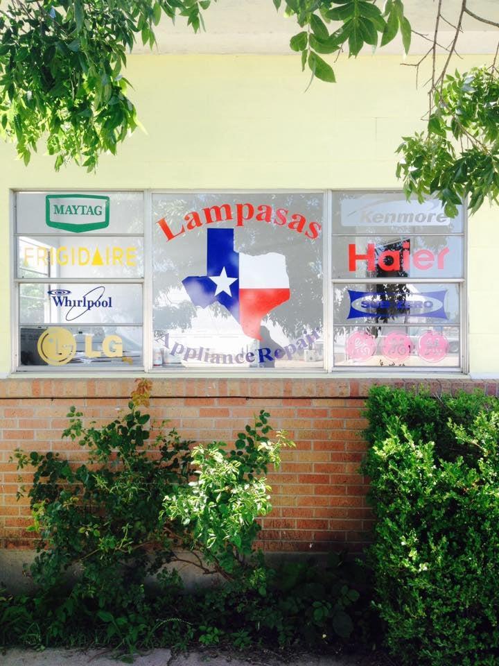 Lampasas Appliance Repair: 102 E 4th St, Lampasas, TX