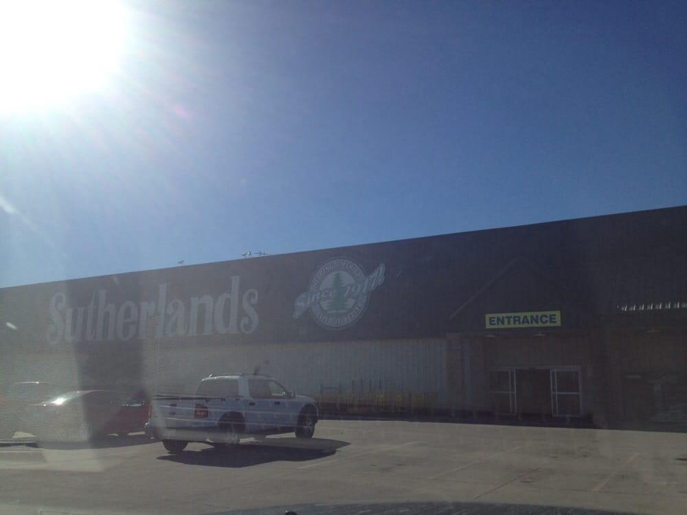 Sutherlands Central: 1011 SE 1st St, Lawton, OK