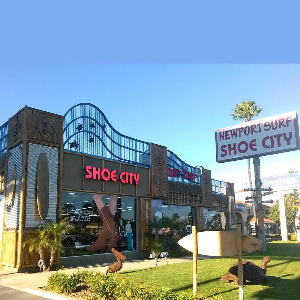 Shoe City Newport Surf Costa Mesa Ca