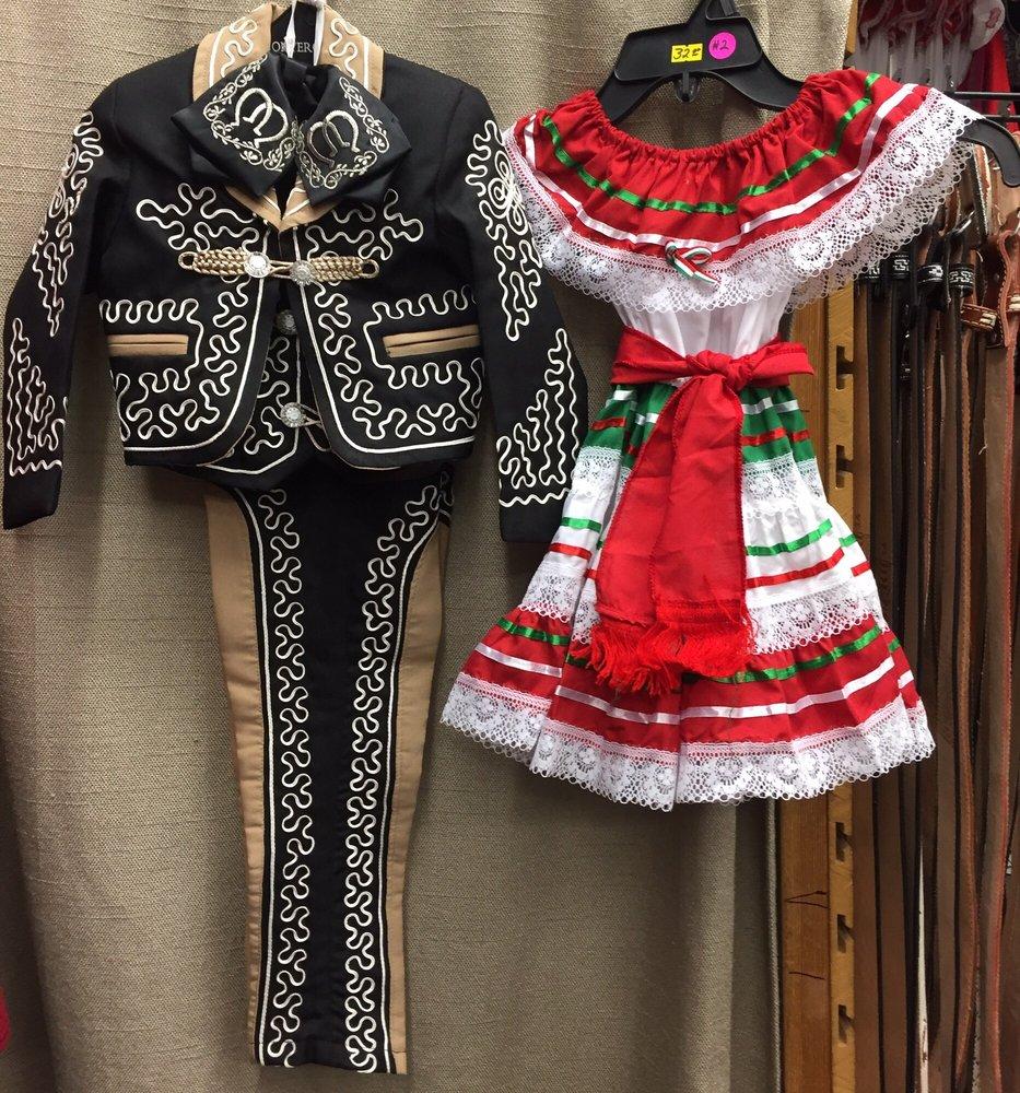 Trajes De Charro Para Niño Y Vestido Tipico Para Niña Yelp