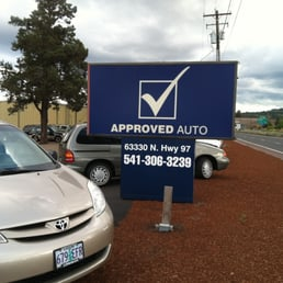 Approved auto of central oregon car dealers 63330 n for Deal motors clinton hwy