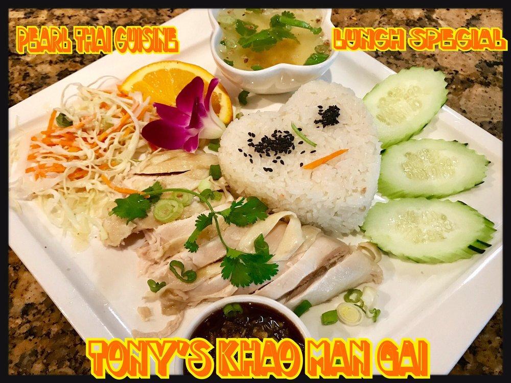 Pearl thai cuisine 642 fotos y 310 rese as cocina for Ar roi thai cuisine