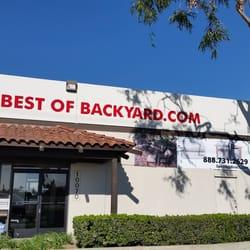 Photo Of Best Of Backyard BBQ Islands U0026 Patio Furniture   Rancho Cucamonga,  CA,