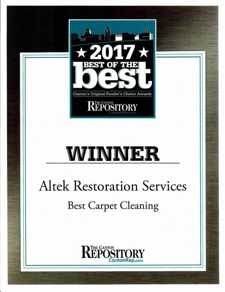 Altek Restoration Services: 1022 Spangler Rd NE, Canton, OH