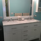 Photo Of Bath Trends   Fort Lauderdale, FL, United States. Double Sink  Vanity