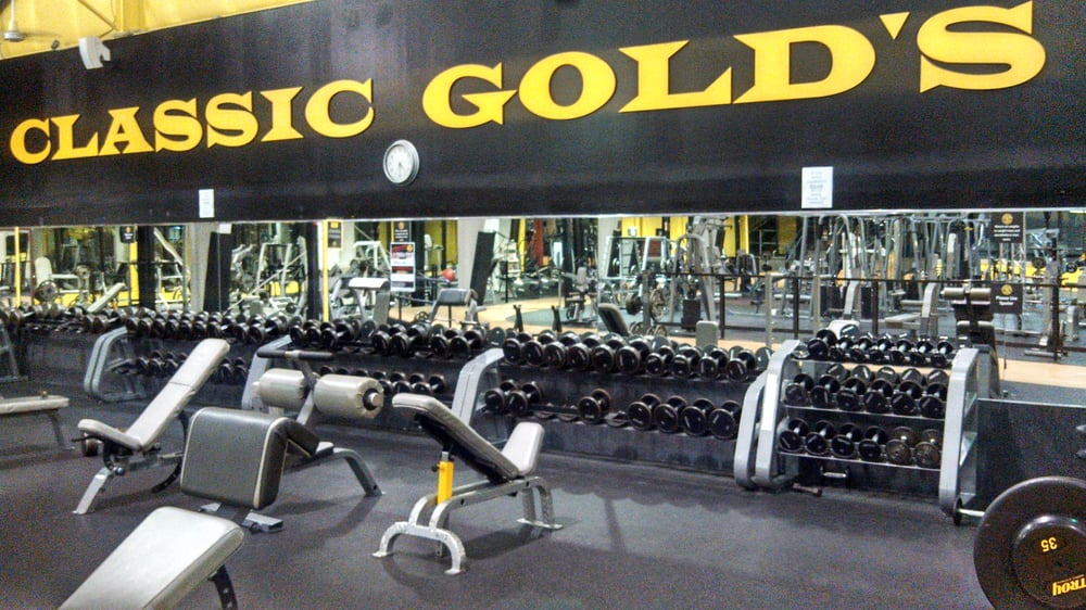 We are Gold's Gym Newburgh! Orange County NY's most complete