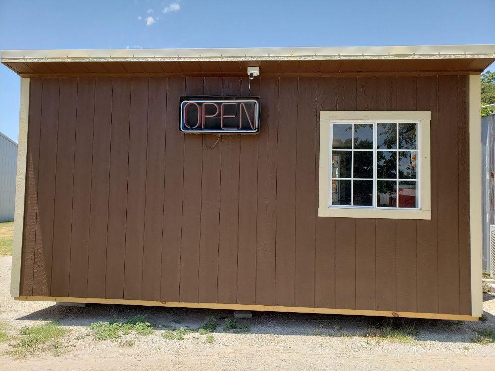Spirit Bbq: 104 Lubbock St, Gorman, TX
