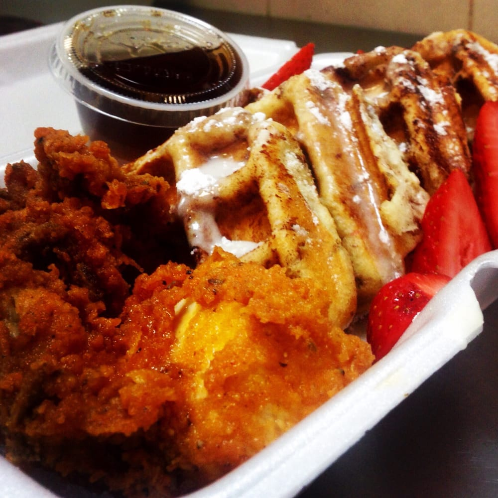 Cinnamon waffles yelp for American indian cuisine