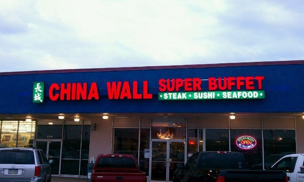China Wall Supper Buffet: 1016 US Hway 181, Portland, TX