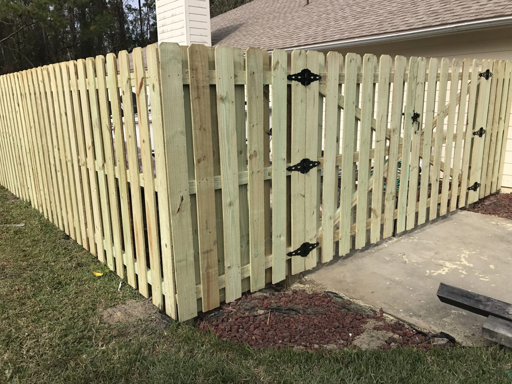 Big Jerry's Fencing: 108 Thomas Mill Rd, Holly Springs, NC