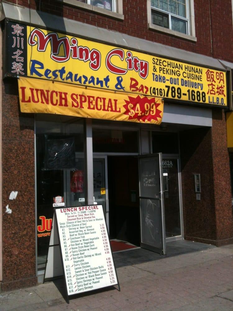 Ming City Restaurant & Bar
