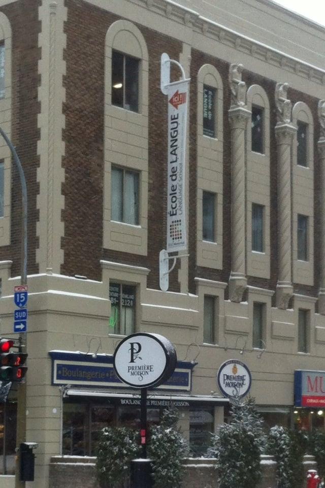 CLC Montreal: 980 Rue Sainte-Catherine O, Montreal, QC