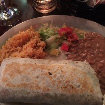 Santi S Mexican Restaurant Menu
