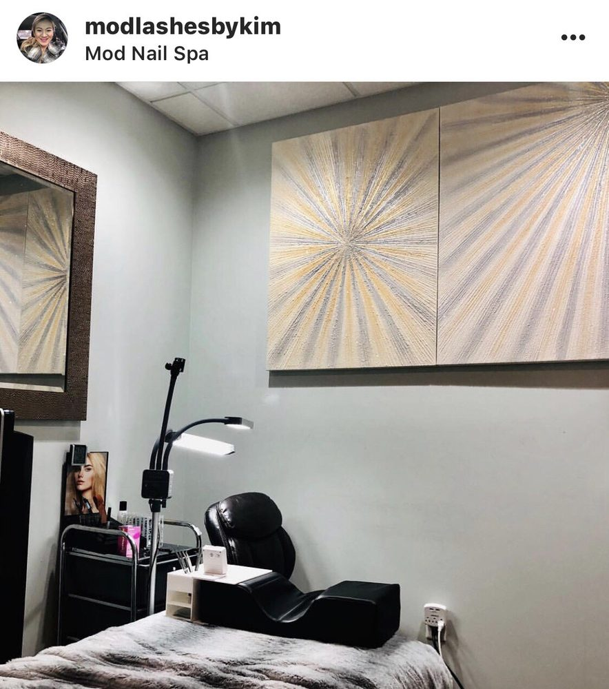 Mod Nail Spa: 10149 Two Notch Rd, Columbia, SC