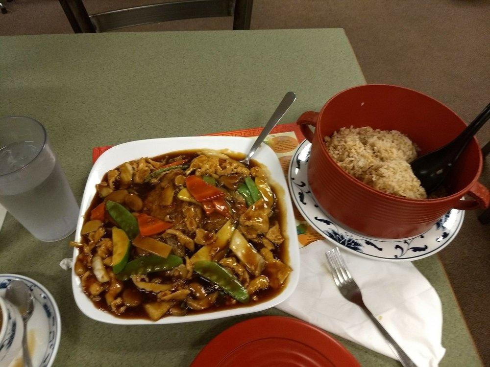 China Kitchen: 111 S Vine St, West Union, IA