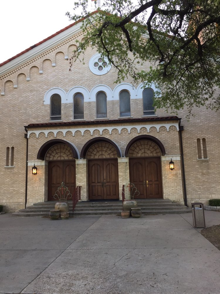 Photo of St. John Nepomucene Catholic Church: Ennis, TX