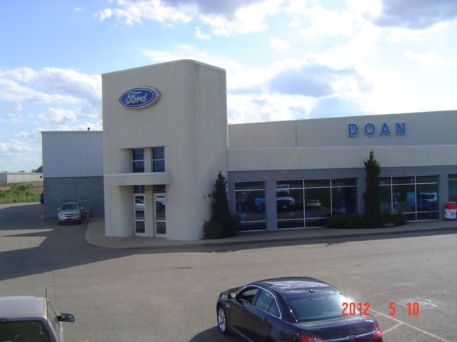 Doan Ford Lincoln-Mercury Inc: 66870 Belmont Morristown Rd, Belmont, OH