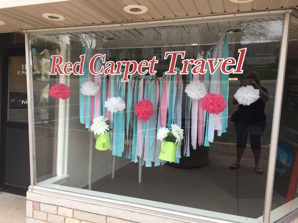 Red Carpet Travel: 118 E Washington St, Morris, IL