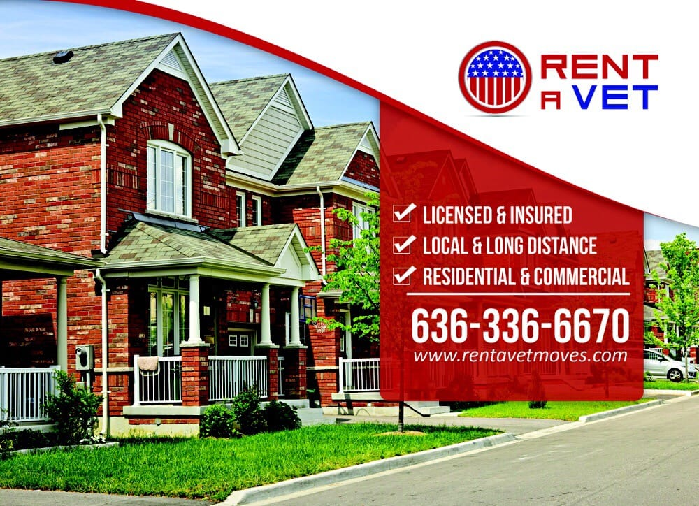 Rent A Vet Movers: 412 Hitching Post Ct, Saint Charles, MO