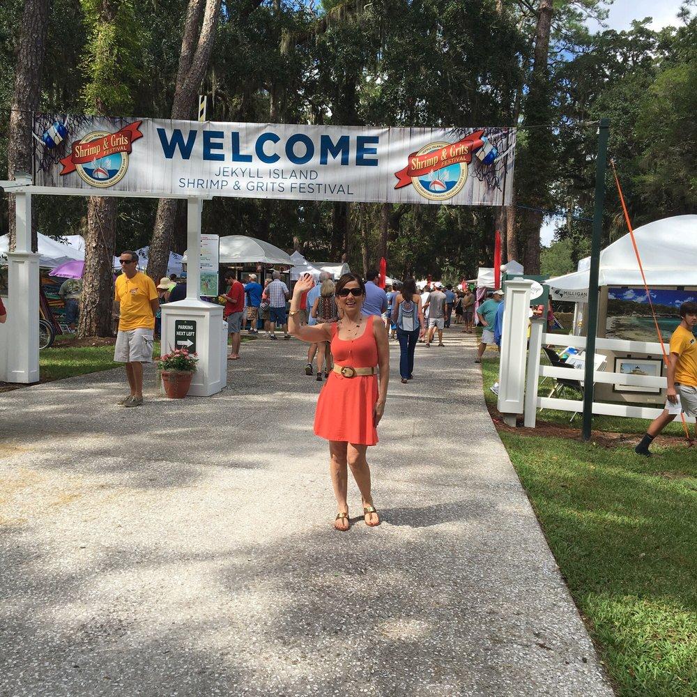Jekyll Island Shrimp And Grits Festival Reviews