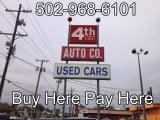 Fourth Street Auto, Co: 5109 Preston Hwy, Louisville, KY