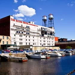 Photo Of The Suites Hotel At Waterfront Plaza Duluth Mn United States