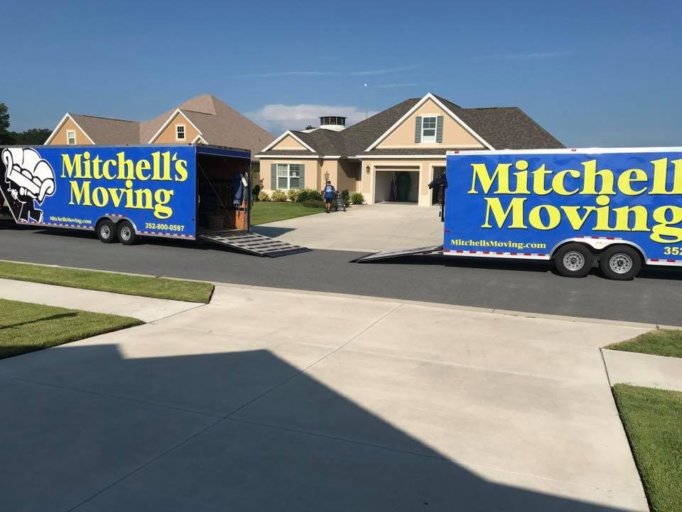 Mitchell's Moving: 2630 US HWY 441/27, Fruitland Park, FL